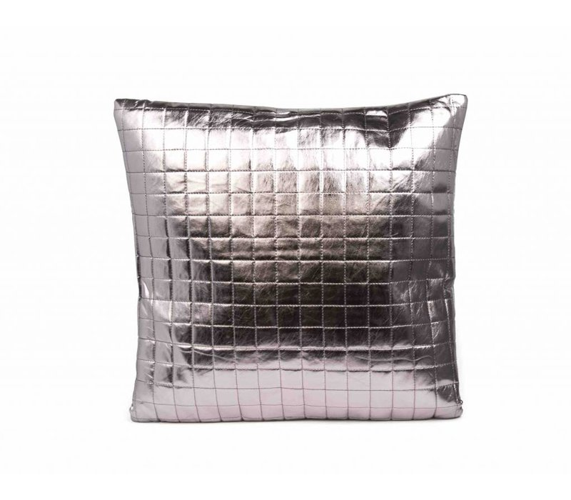 Cushion Nell in color Silver