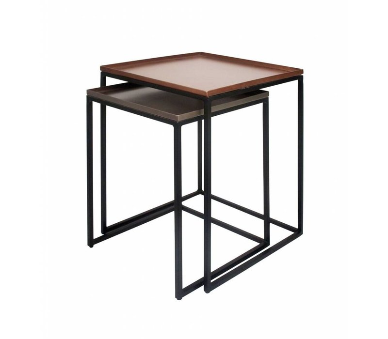End tables set of 2