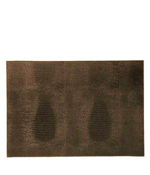 Dome Deco Placemat 'Lizard' Brown