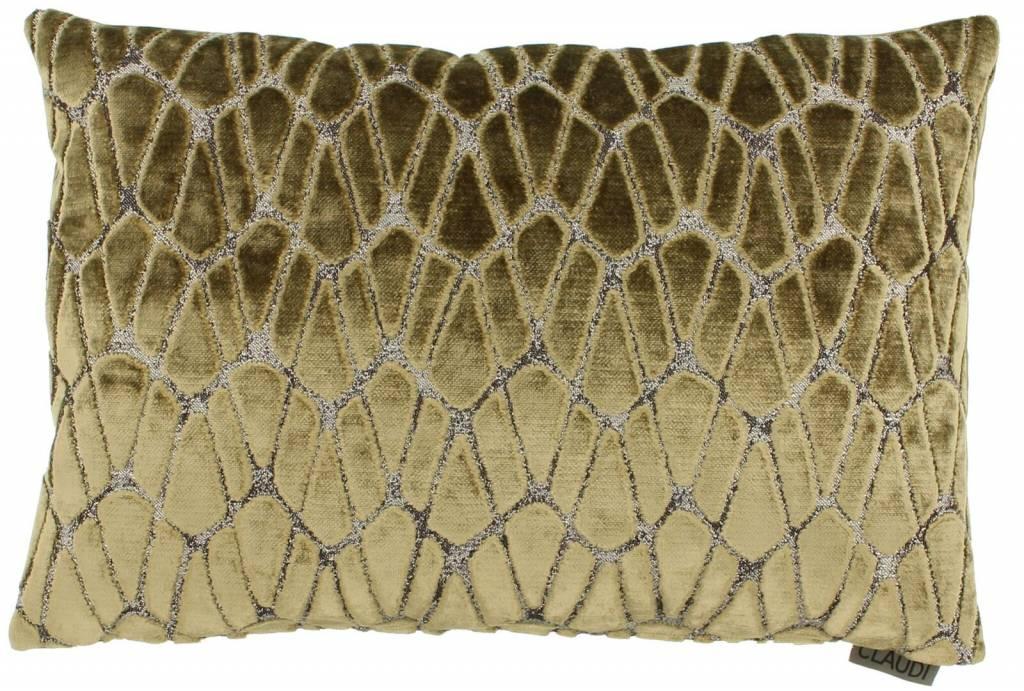 Kussen Rodolfo Gold - Wilhelmina Designs