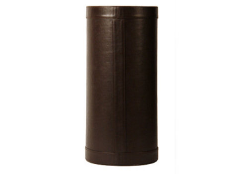 Dome Deco Umbrella stand 'Round' Brown
