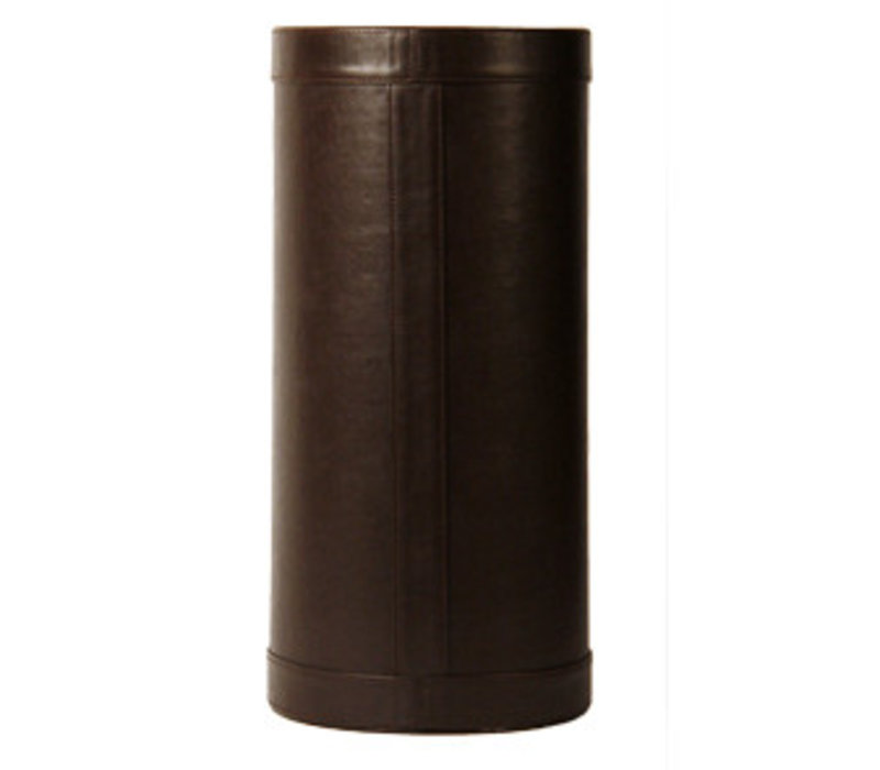 Umbrella stand 'Round' Brown
