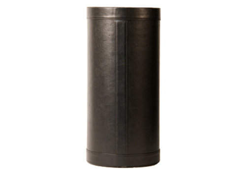 Dome Deco Umbrella stand 'Round' Black