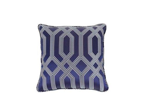 Eichholtz Pillow  'Fontaine' Blue 50 cm