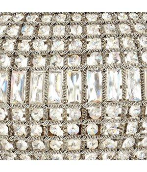 Eichholtz Hängelampe Kasbah Oval M der niederländischen Marke Eichholtz, Maße: 52 x 52 cm