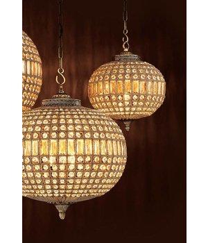 Eichholtz Suspension Lamp Kasbah Oval M