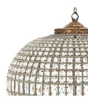 Eichholtz Suspension Lamp Kasbah Oval L