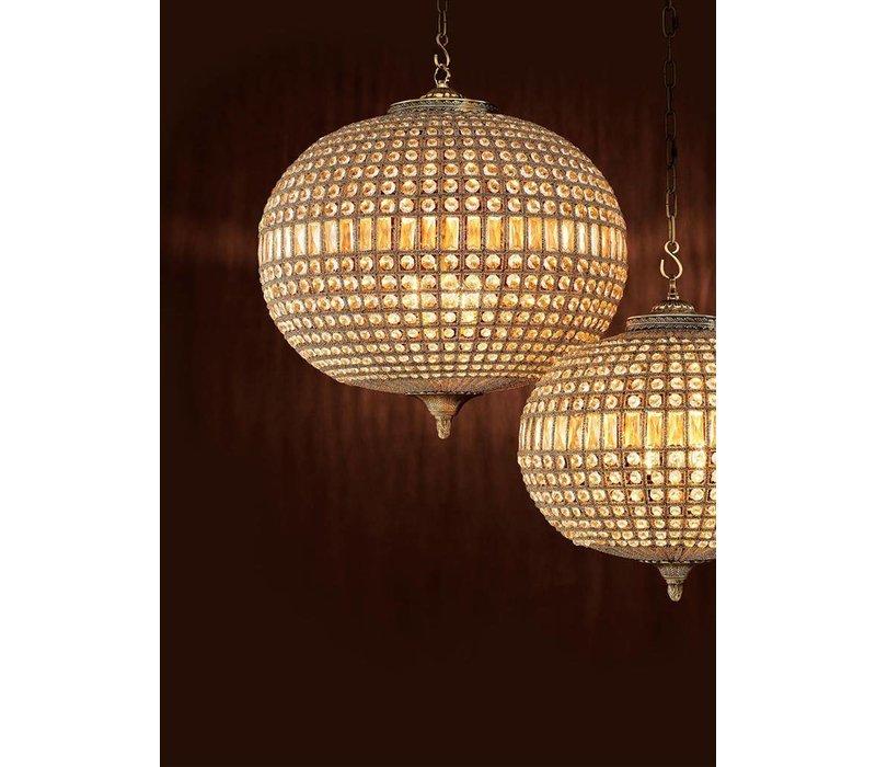Suspension Lamp Kasbah Oval L