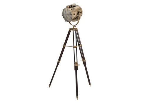 Eichholtz Floor Lamp 'Atlantic' Brown