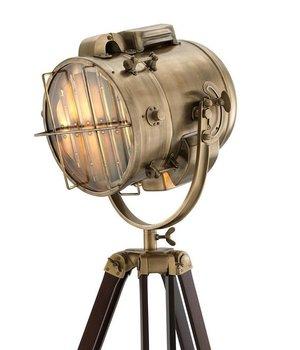 Eichholtz Floor Lamp 'Atlantic' Brown
