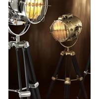 Floor Lamp 'Atlantic' Brown