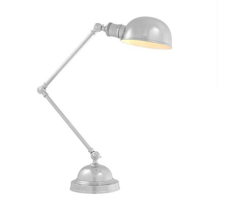 Tischlampe 'Soho' Silber