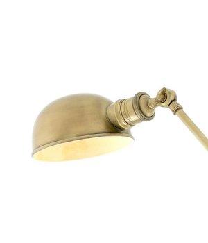 Eichholtz Tischlampe 'Soho' Antik Messing