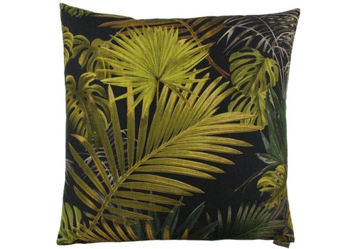 CLAUDI Chique Cushion Fortunata Olive Black