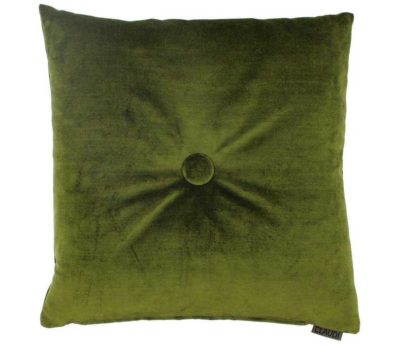 Cushion Amadea color Green