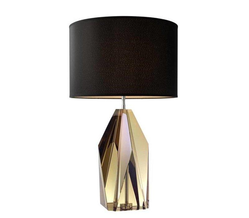 Table Lamp 'Setai' Amber