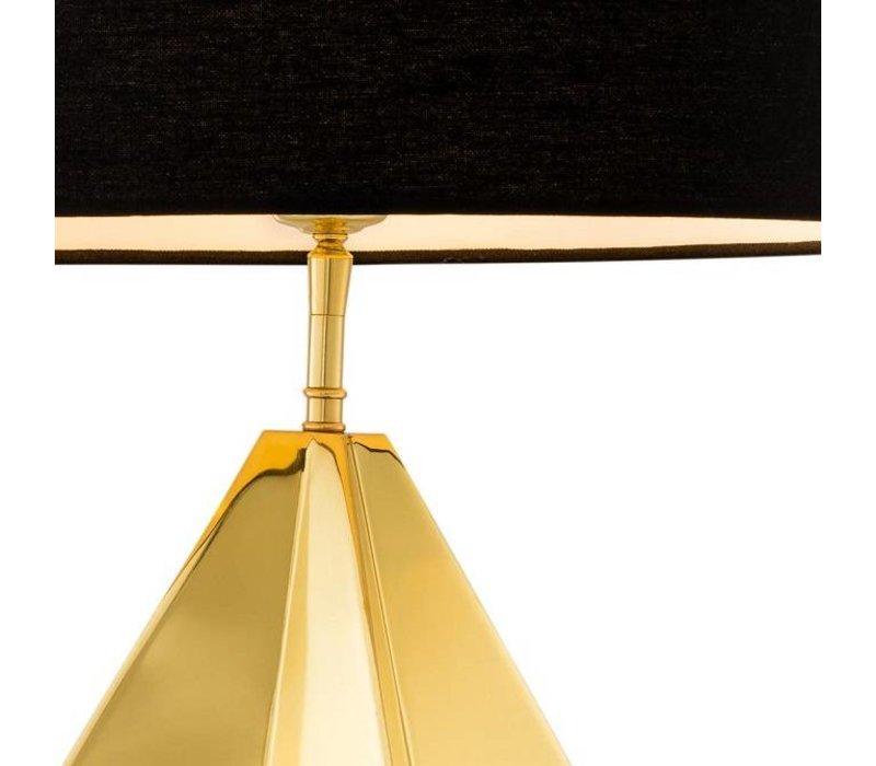 Table Lamp 'Setai' Gold