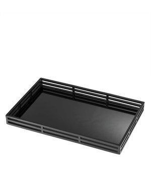 Eichholtz Dienblad 'Giacomo'  kleur zwart