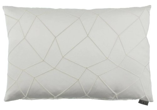 CLAUDI Chique Cushion Christiano White