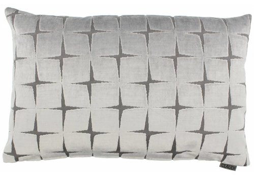 CLAUDI Chique Cushion Isidora Silver