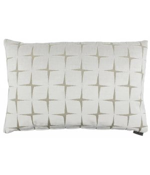 Claudi Cushion Isidora in color White