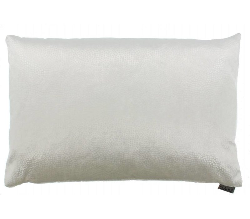 Cushion Mireille color White