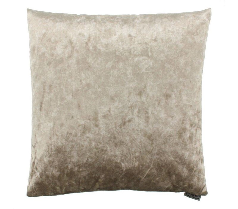 Cushion Marble  color Gold