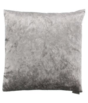Claudi Cushion Marble  color Grey
