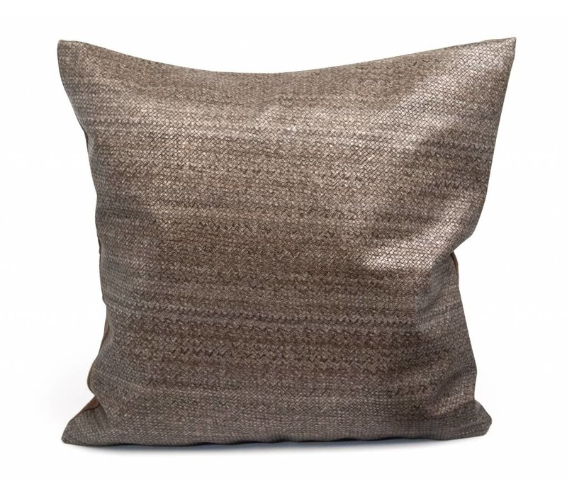 Cushion Tan in color Taupe