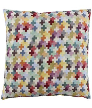 De Kussenfabriek Cushion Biel Multicolor