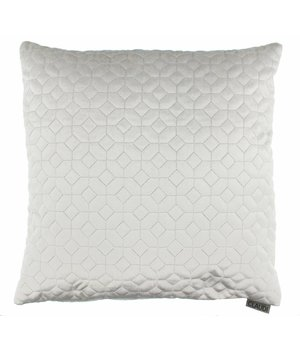 Claudi Throw pillow Liviana Color Silver