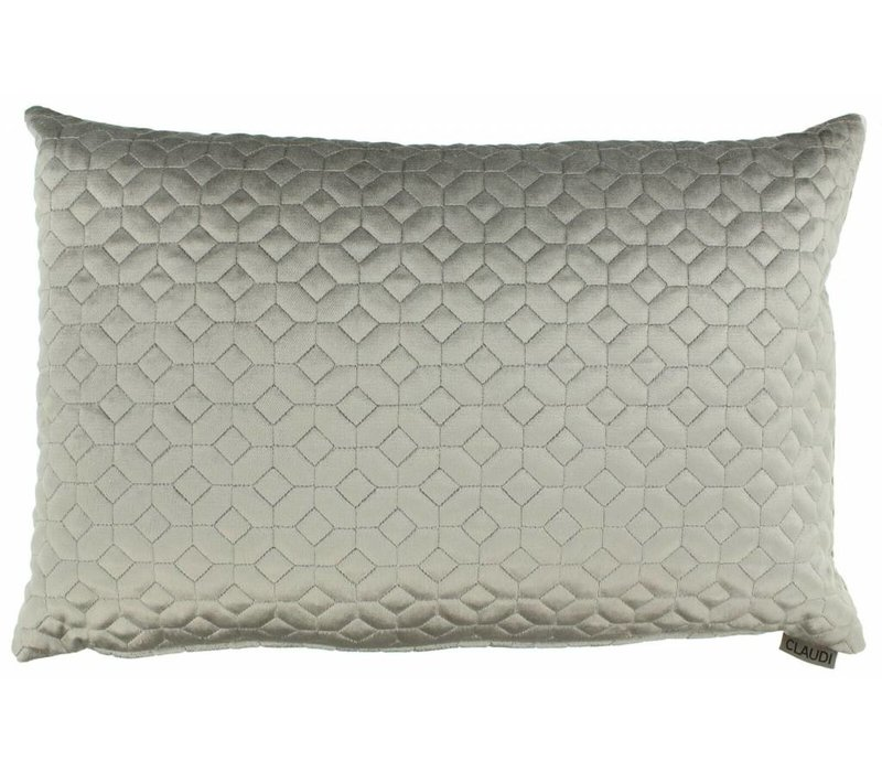 Throw pillow Liviana Color Grey