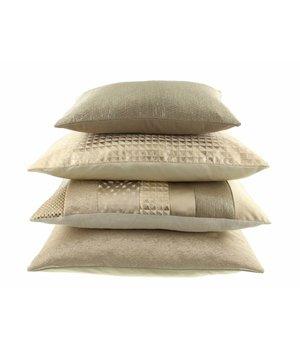 Claudi Throw pillow Mylo Color Gold