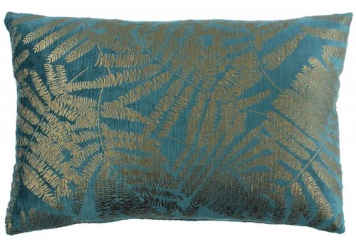 CLAUDI Design Cushion Ester Petrol