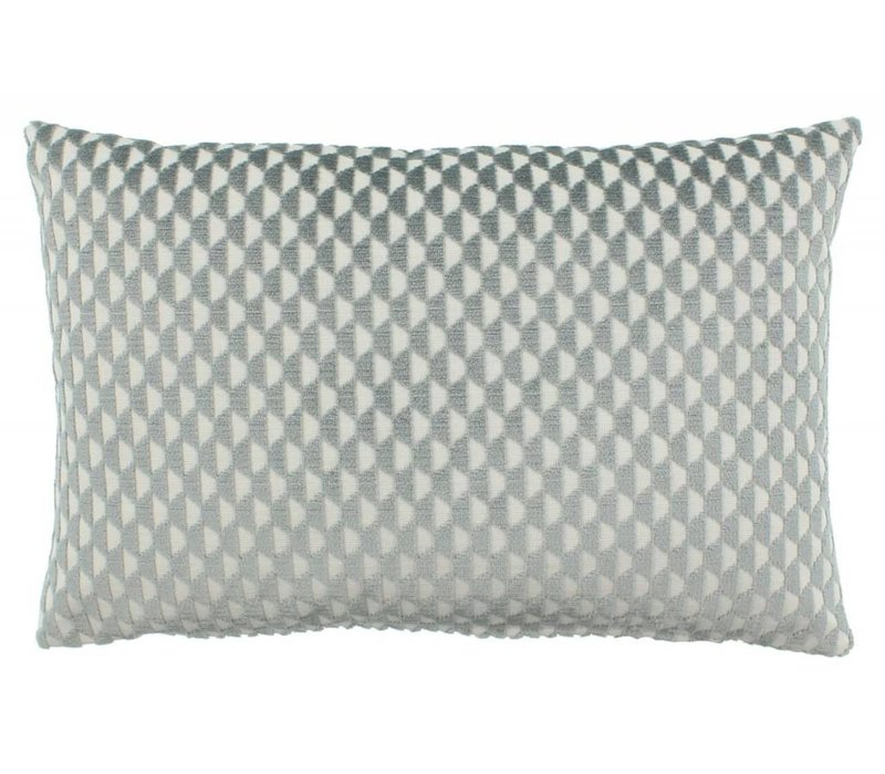 Cushion Patricia color Grey