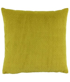 De Kussenfabriek Cushion Steyn Mustard