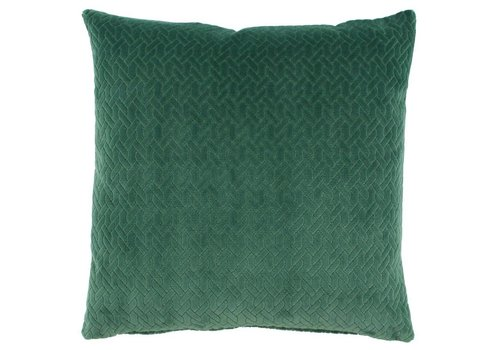 CLAUDI Design Cushion Steyn Emerald