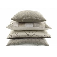 Cushion Pasqualle in color  Taupe