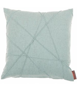 De Kussenfabriek Cushion Cacey color Light Blue