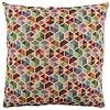 CLAUDI Design Cushion Akasma Multicolor