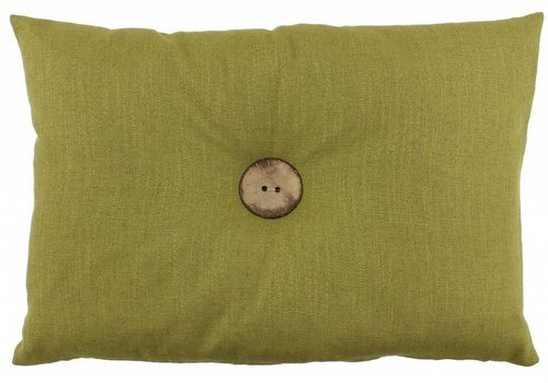 CLAUDI Design Cushion Albert Olive