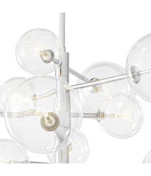 Eichholtz Chandelier Argento S mit 90cm Durchmesser