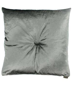Claudi Cushion Gavino in color Grey Mint