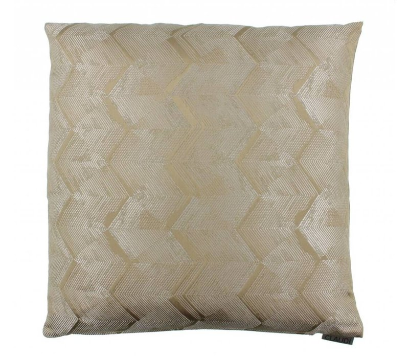 Cushion Timo in color Bronze