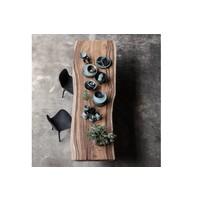 Rough tabletop - tafelblad van Suar hout