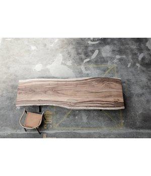 NORR11 Rough tabletop - tafelblad van Suar hout