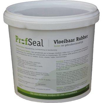 Profseal Profseal baar Rubber verkrijgbaar in 1- 5-10-25 en 200 liter vanaf.