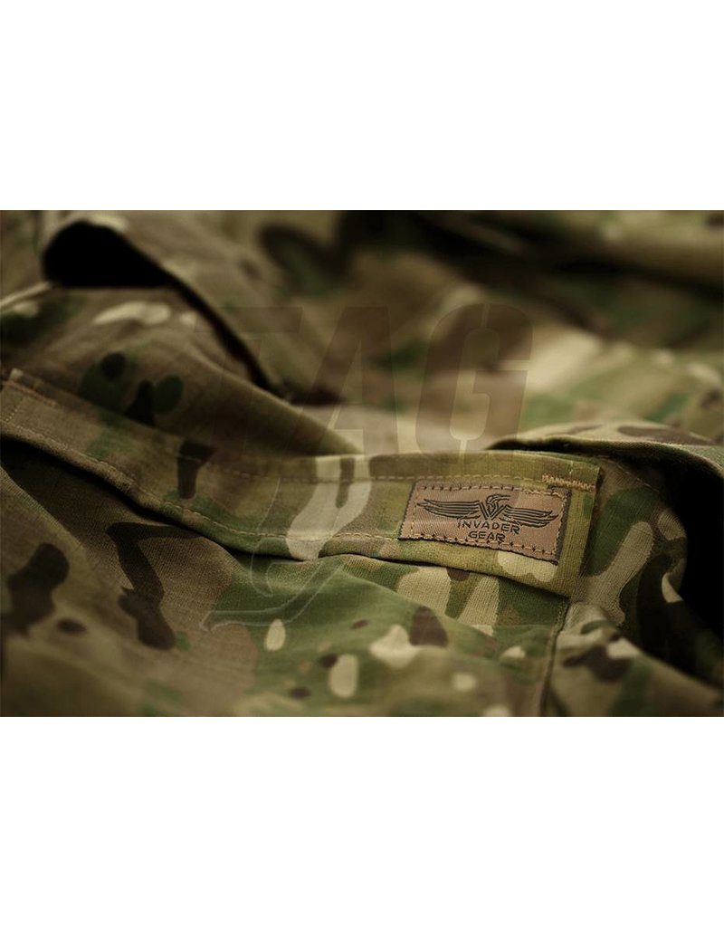 Invader Gear REVENGER TDU SHIRT/JACKET ATP (multicam)