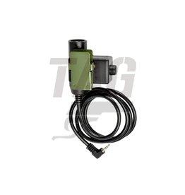 Z-Tactical U94 PTT Motorola Talkabout Connector