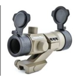 Phantom Tactical red/green dot w/angle mount (Desert Color) 1X30RDCDE